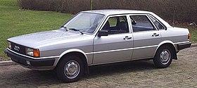 Ауди 80 (B2)