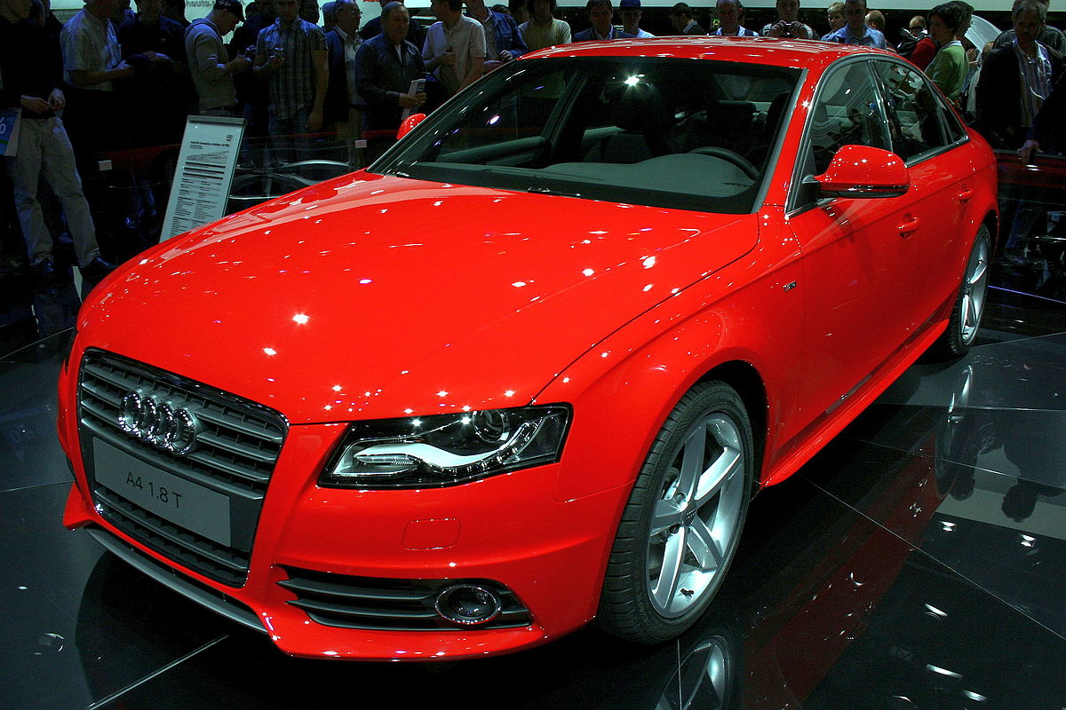 audi a4 b8 wikipedia. Black Bedroom Furniture Sets. Home Design Ideas