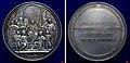 Augsburg, Silver Medal 600th Anniversary of 1282 Hoftag.jpg