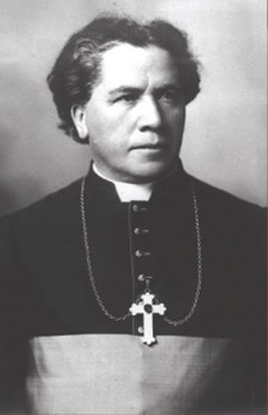 Roman Catholic Archdiocese of Vancouver - First Archbishop Augustin Dontenwill