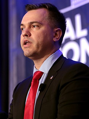 Austin Petersen - Petersen at the Young Americans for Liberty National Convention, July 2017
