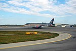 Austria Vienna Airport Royal-Jordanian-Airlines JY-AYQ 2011-09-15.jpg