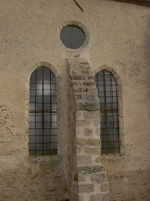 Avant-lès-Marcilly - Image: Avant les Marcilly église 03