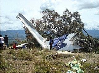 2009 Aviastar British Aerospace 146 crash crash of a jet cargo aircraft in Indonesia in 2009