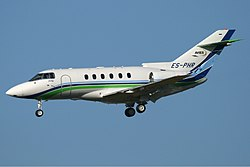 Raytheon Hawker 750 der Avies