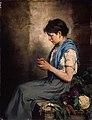 Axel Ender - Pike med grønnsaker - Nasjonalmuseet - NG.M.04461.jpg