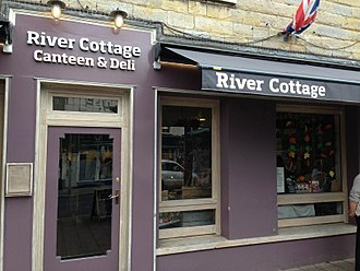 River Cottage - River Cottage Canteen and Deli, Axminster