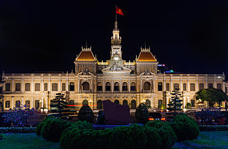 Ho Chi Minh City Hall - Ho Chi Minh City Hall