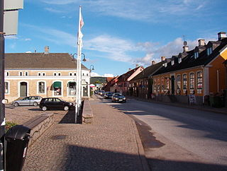 Båstad Place in Skåne, Sweden