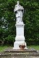 Böhönye, Nepomuki Szent János-szobor 2021 21.jpg