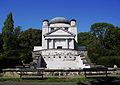 Bývalé krematorium na městském hřbitově v Mostě.jpg