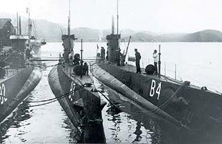 Norwegian B-class submarine