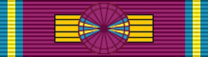 Royal Order of the Lion - Image: BEL Royal Order of the Lion Grand Cross BAR