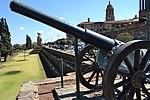 BL 5 inch cannon 2 Union Buildings Pretoria 020.jpg