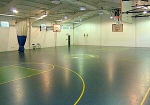 Brandon School and Residential Treatment Center - Brandon's Gym