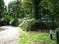 Bacton Wood, entrance to car park and picnic area - geograph.org.uk - 526420.jpg