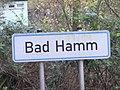 Bad Hamm, Stadtteilschild.jpg