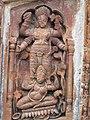 Badanagar - Terra-Cotta Temple-Decoration - panoramio (9).jpg