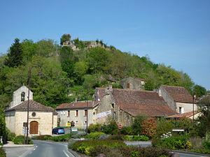 Badefols-sur-Dordogne - Image: Badefols sur dordogne
