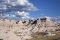 Badlands National Park, South Dakota LCCN2010630579.tif