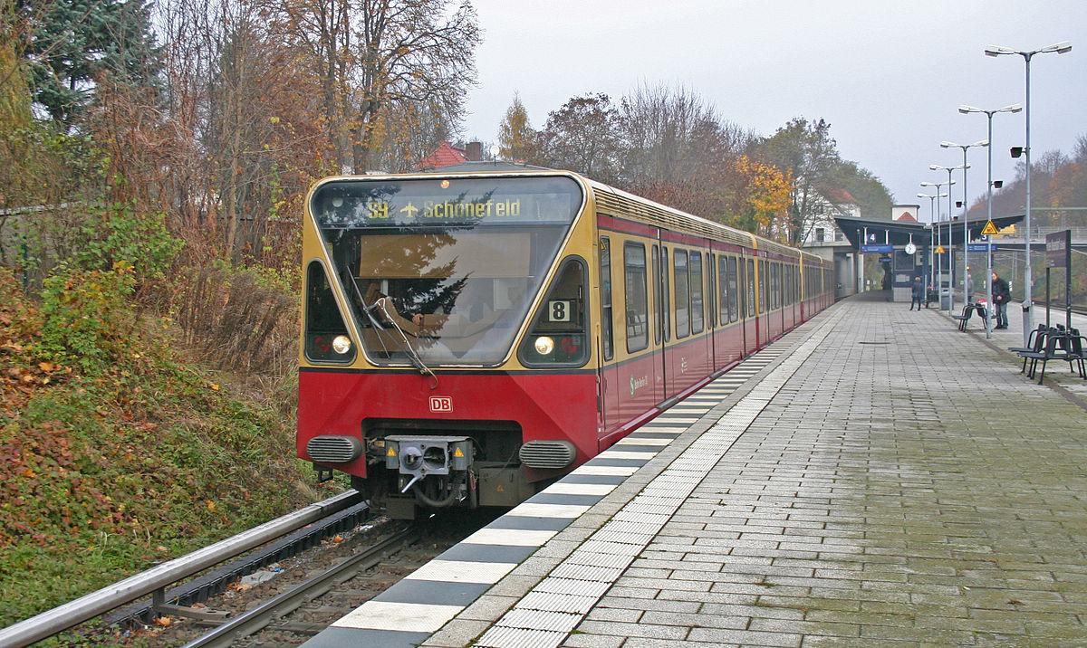 S-bahn berlin bekanntschaften