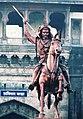 Bajirao Peshwa Statue, Pune.jpg