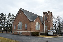 Wesleyan church