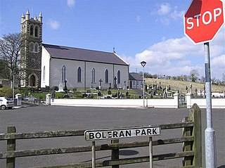 Ballerin Human settlement in Northern Ireland