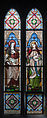 Ballinasloe St. Michael's Church South Aisle Seventh Window Saints Teresa and Agnes 2010 09 15.jpg
