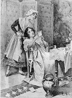 La femme de menage defoncee par le proprio et papy - 3 part 4