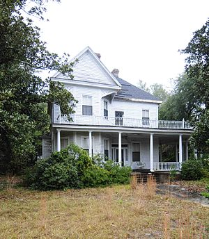 National Register of Historic Places listings in Bamberg County, South Carolina - Image: Bamberg Historic District