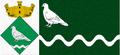Bandera i escut de Ger.png