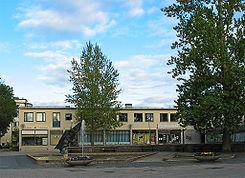 Bandhagen City