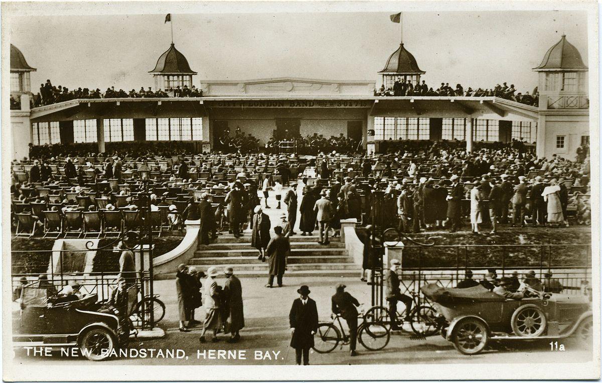 Central Bandstand Herne Bay Wikipedia