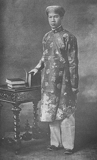 Bảo Đại - Emperor Bảo Đại