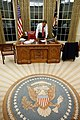 Barack Obama at Resolute Desk 2009.jpg