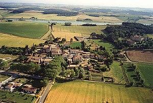 Baraigne - Image: Baraigne vue generale