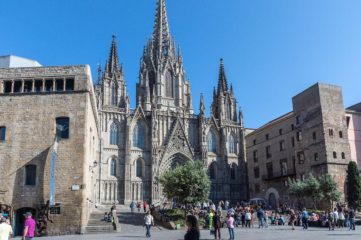 """Résultat de recherche d'images pour """"photo de la cathédrale de barcelone"""""""