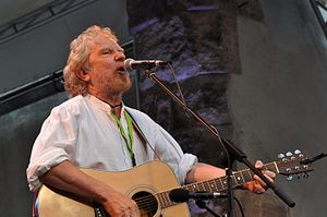 The Sands Family - Tommy Sands at the Nuremberg Bardentreffen world music festival 2014