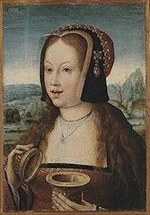 Hl. Maria Magdalena (Margarethe von Österreich)