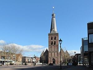 Barneveld (town) - Church in Barneveld