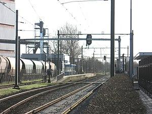 Barneveld Centrum railway station