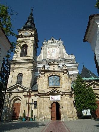 Tarnobrzeg - Church of the Assumption