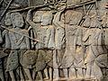 Bas relief in Bayon, Angkor.JPG