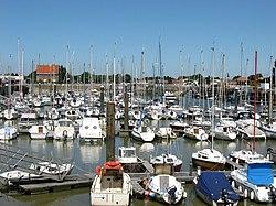 Le Bassin Vauban.