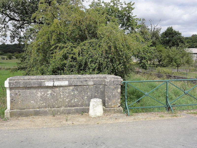 Baudrémont (Meuse) pont éternel