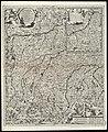 Bavariae pars superior cum insertis et adjacentibus regionibus non solum in ejusdem ditiones genrales sed etiam in earundem praefecturas particulares exactissime divisa (8343848900).jpg