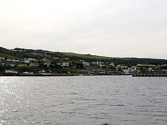 Bay Bulls, Newfoundland and Labrador - Bay Bulls in August, 2006