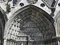 Bayeux (14) Cathédrale Façade ouest 08.JPG