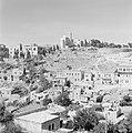Bebouwing en begroeiing rondom Jeruzalem, Bestanddeelnr 255-2312.jpg